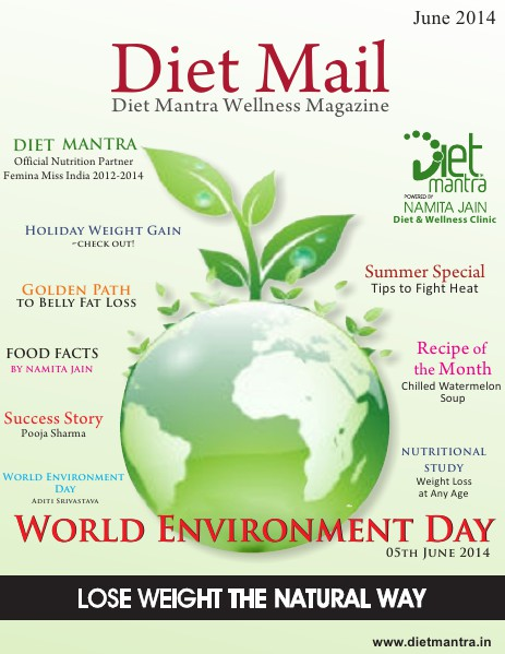 Diet Mail Diet Mail- June 2014, Summer Holidays Special
