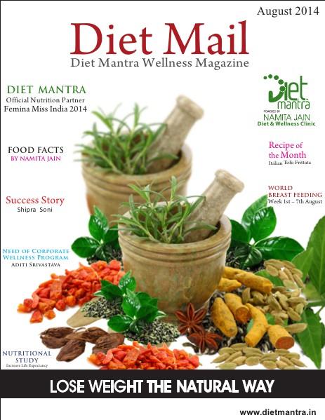 Diet Mail Diet Mail- August 2014