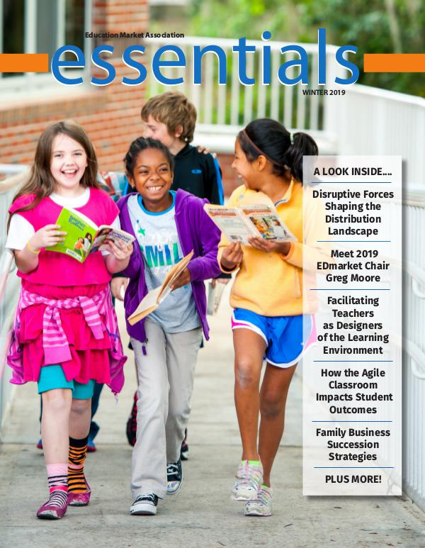 Essentials Magazine Essentials Winter 2019