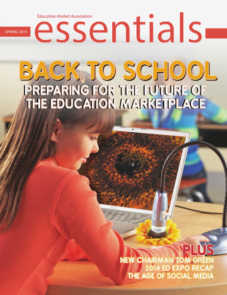 Essentials Magazine |  Spring 2014