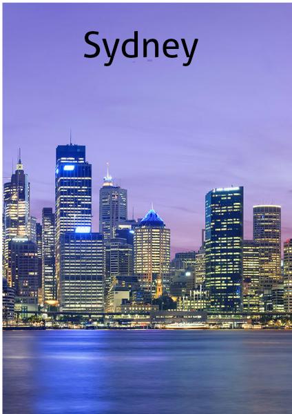 Sydney November 2013