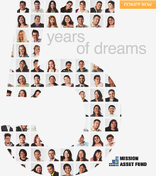 Mission Asset Fund: 5 Years of Dreams