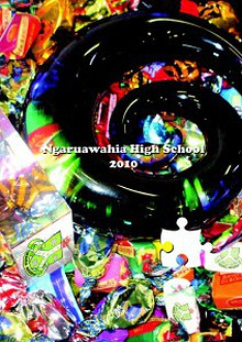 Ngaruawahia High School Yearbooks 2010-2012
