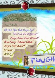 TOUGH magazine