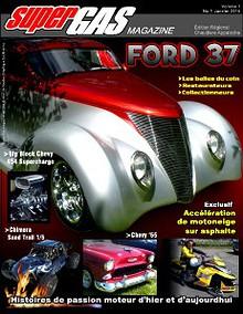 Super Gas magazine