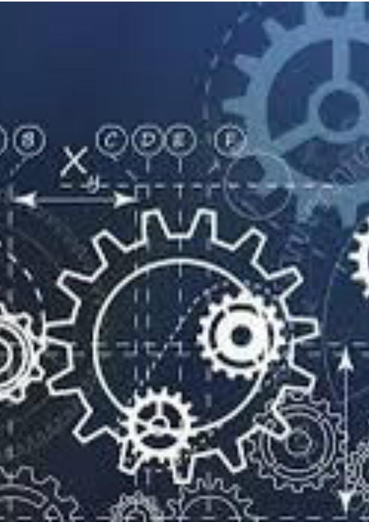 maquinas y mecanismos Desde los albores de la Revolución Industrial hast