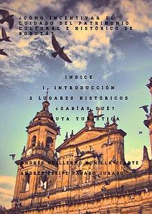 Patrimonio cultural e histórico de Bogotá