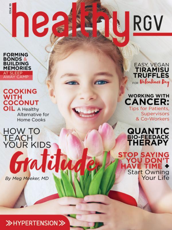 Healthy Magazine Healthy RGV Issue 99