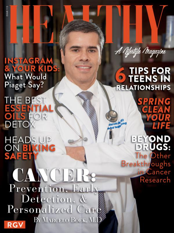 Healthy Magazine Healthy RGV Issue 113
