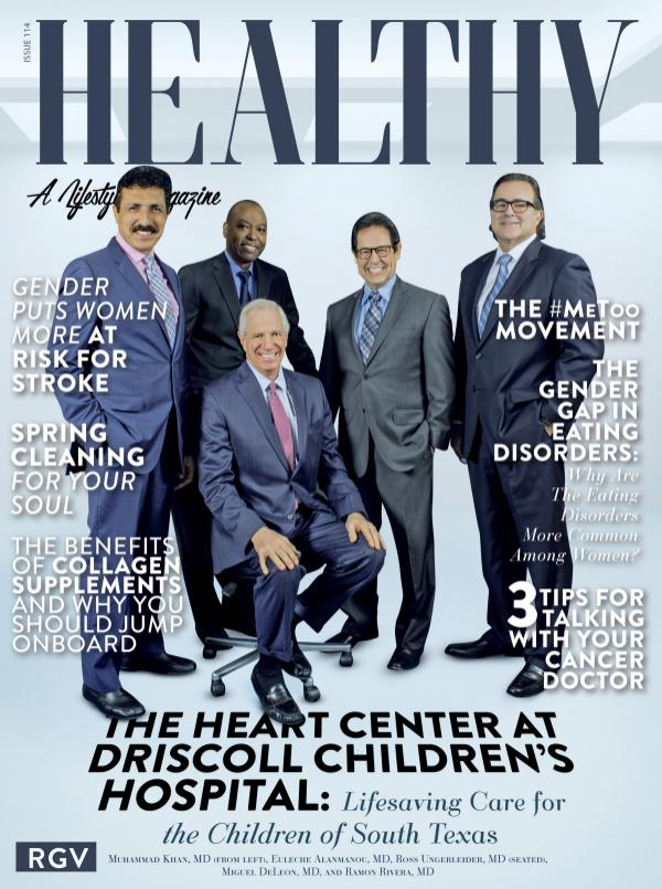 Healthy Magazine Healthy RGV Issue 114
