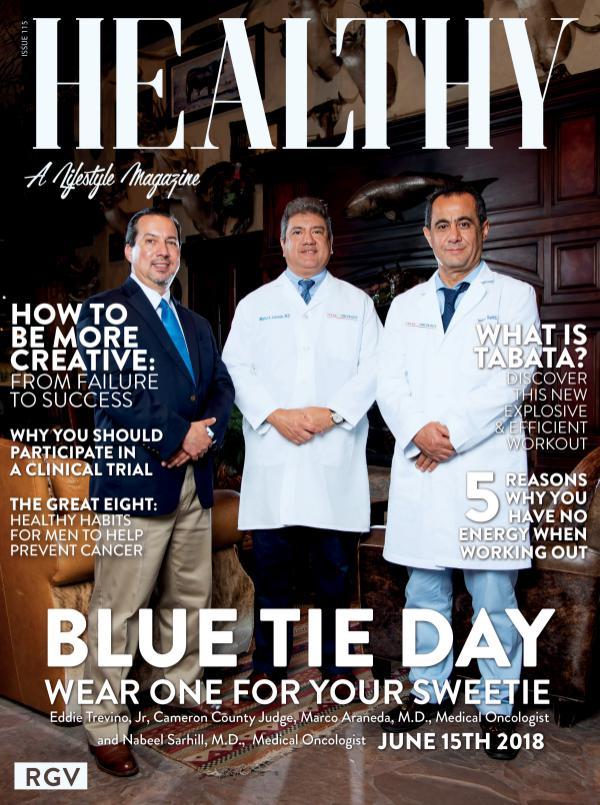 Healthy Magazine Healthy RGV Issue 115