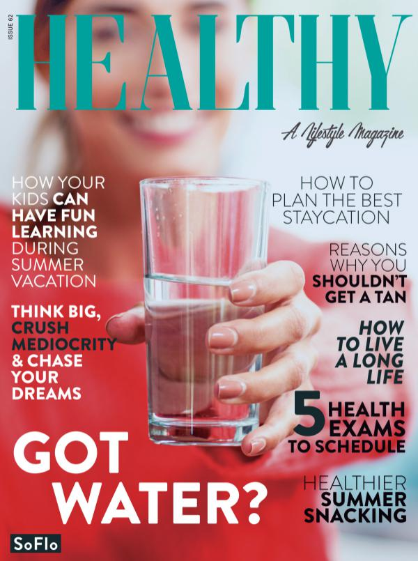Healthy Magazine Healthy SoFlo Issue 62