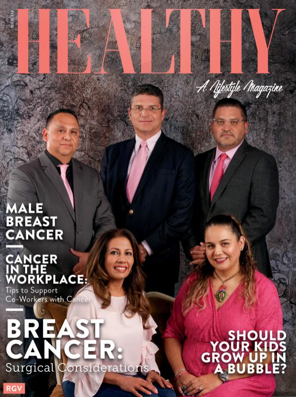 Healthy Magazine Healthy RGV Issue 118