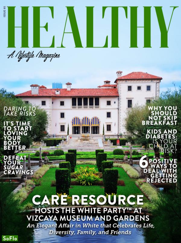 Healthy Magazine Healthy SoFlo Issue 65