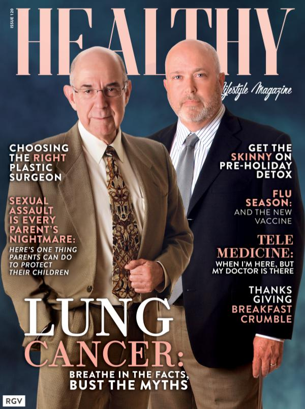 Healthy Magazine Healthy RGV Issue 120