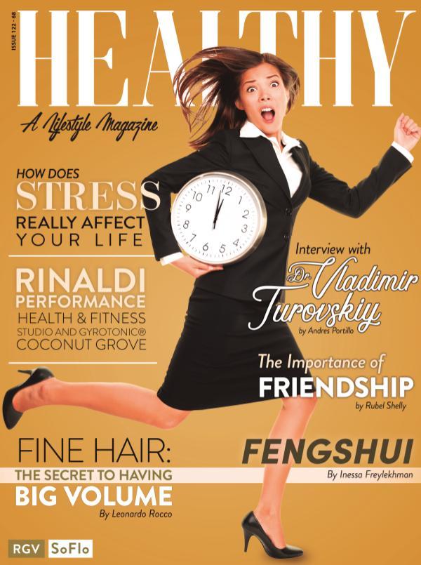 Healthy RGV Issue 122 - Soflo Issue 68