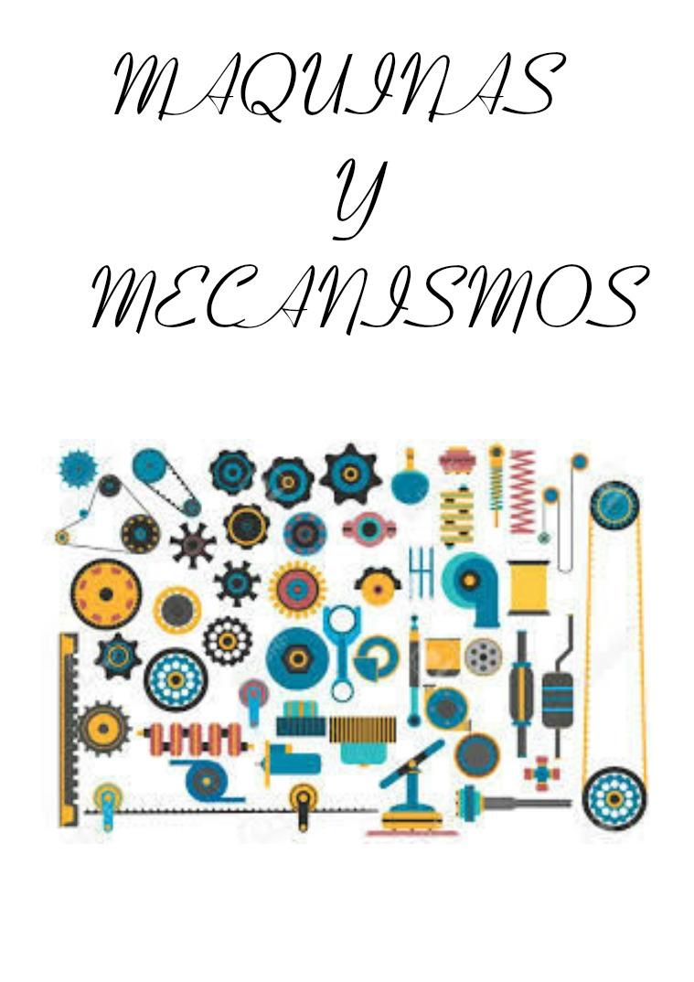 energia maquinas y mecanismos