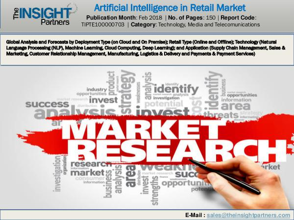 Artificial Intelligence in Retail Market 2018-2025
