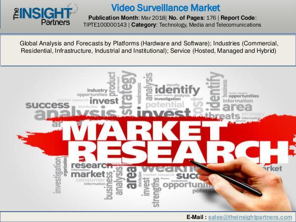 Video Surveillance Market 2018-2025