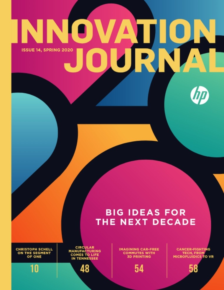 HP Innovation Journal Issue 14: Spring 2020