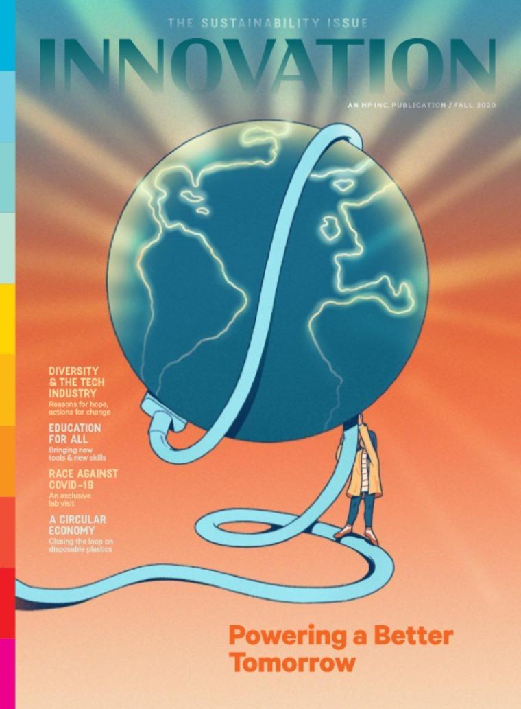 HP Innovation Issue 16: Fall 2020 -
