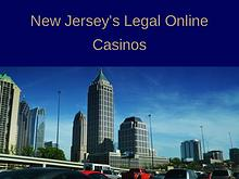 New Jersey's Legal Online Casinos