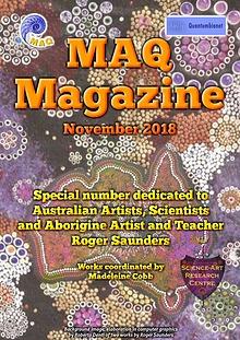 The magazine MAQ September 2018