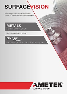Metals Surface Inspection