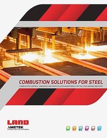 AMETEK Land - Combustion Solutions For Steel Brochure