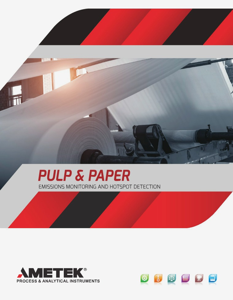 Pulp Paper Emissions Monitoring and Hotspot Detection 1