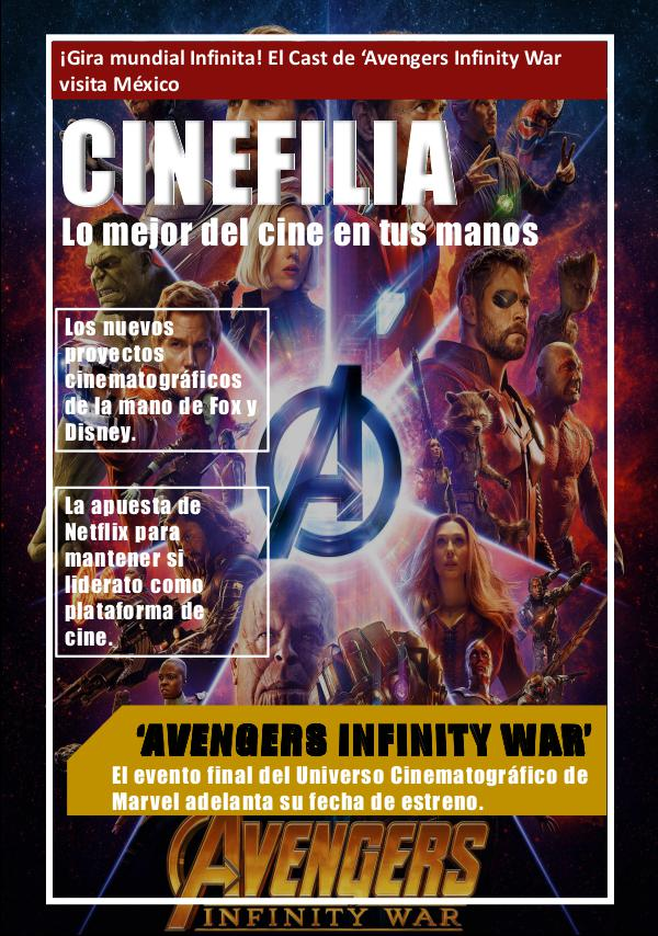CINEFILIA - Revista REVISTA-IPC