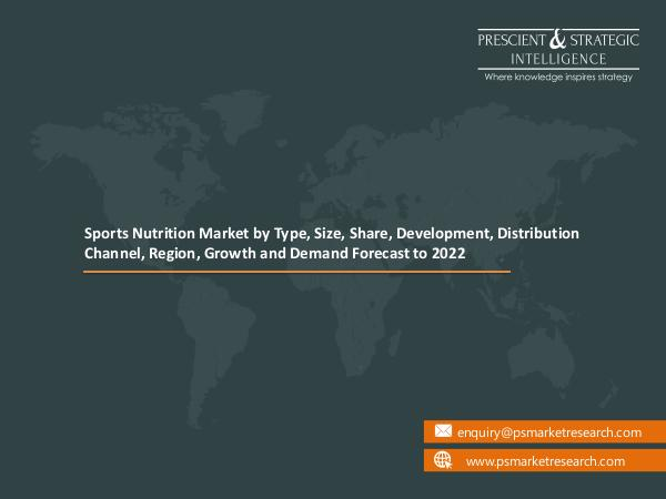Sports Nutrition Market Research Report Growth and Demand Forecast Sports Nutrition Market Size Analysis Report