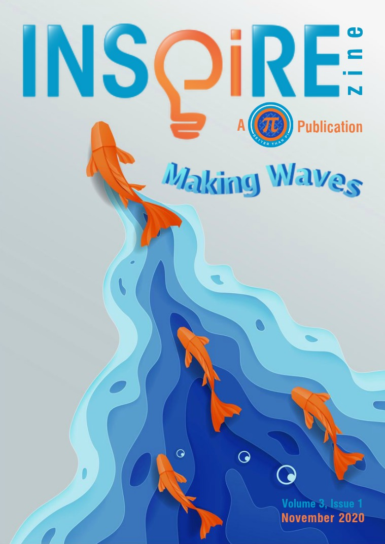 INSpiREzine Making Waves