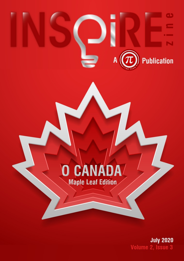 INSpiREzine O Canada - Maple Leaf Edition