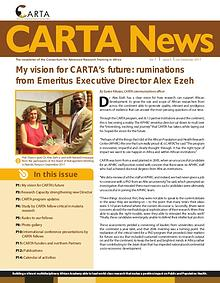 CARTA Newsletter (July-Dec 2017)