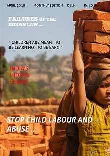 Child Labour And Abuse By Ayush Jain