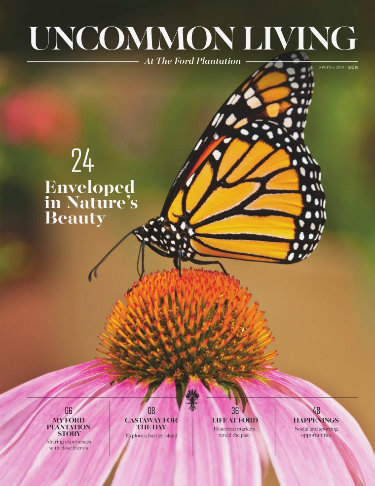 Uncommon Living - The Ford Plantation Vol 02 Issue 02