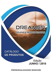 Catálogo Dreamer - Junho 2018
