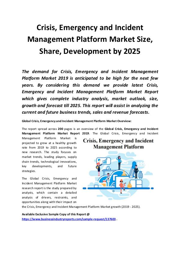 Global Crisis, Emergency and Incident Management P
