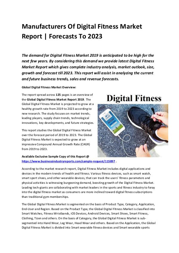 Global Digital Fitness Market Report 2019-converte
