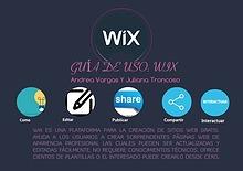 GUÍA DE USO: WIX