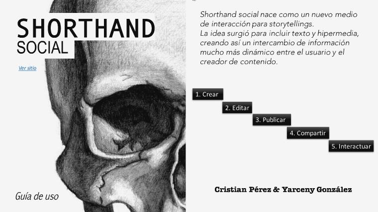 Shorthand Social Shorthand 2