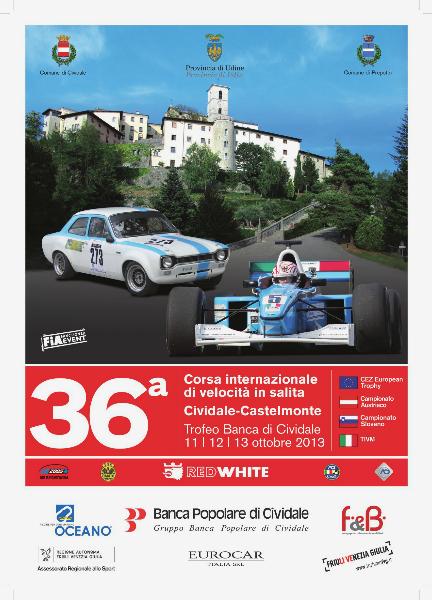 Cividale Castelmonte 2013