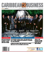 CARRIBEAN BUSINESS , THE VERY BEST IN HEALTH TECHNOLOGY COME TOGETHER OCTOBER 2013