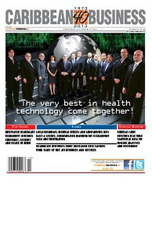 CARRIBEAN BUSINESS , THE VERY BEST IN HEALTH TECHNOLOGY COME TOGETHER