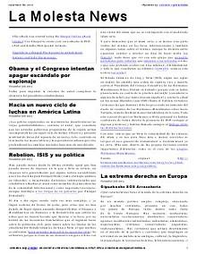 La Molesta News