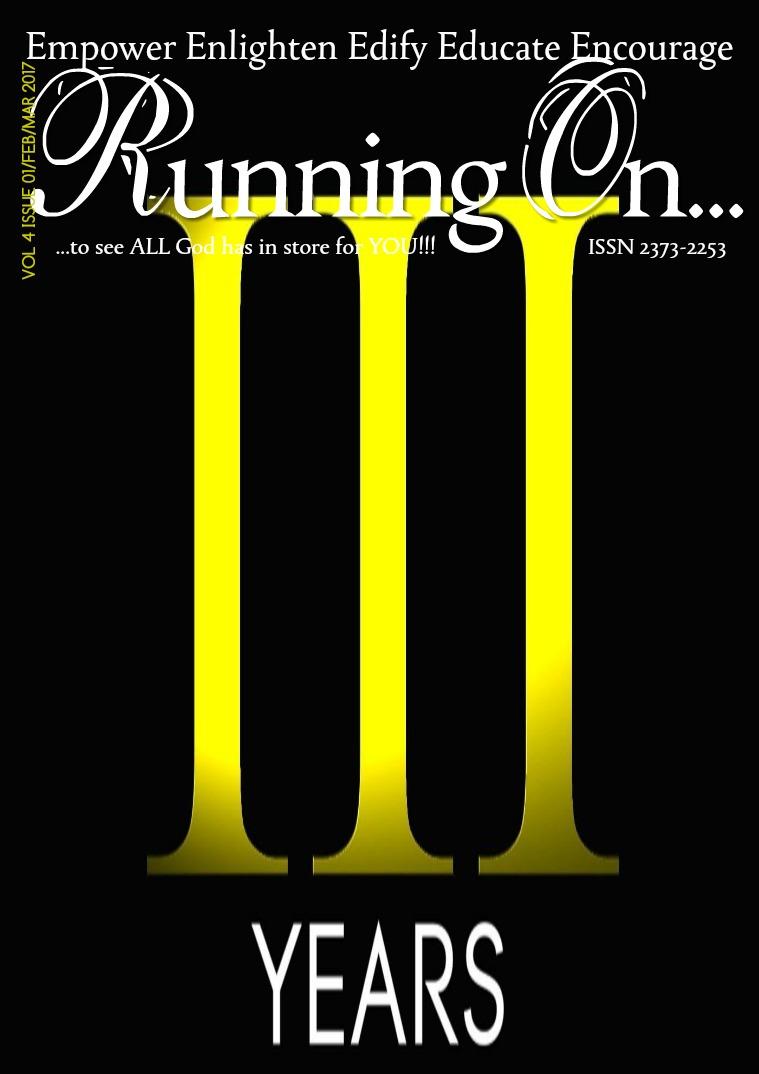 Running On... FEB/MAR 2017