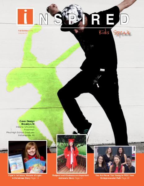 Inspired Fall Edition, 2015 Inspired Fall Edition, 2015