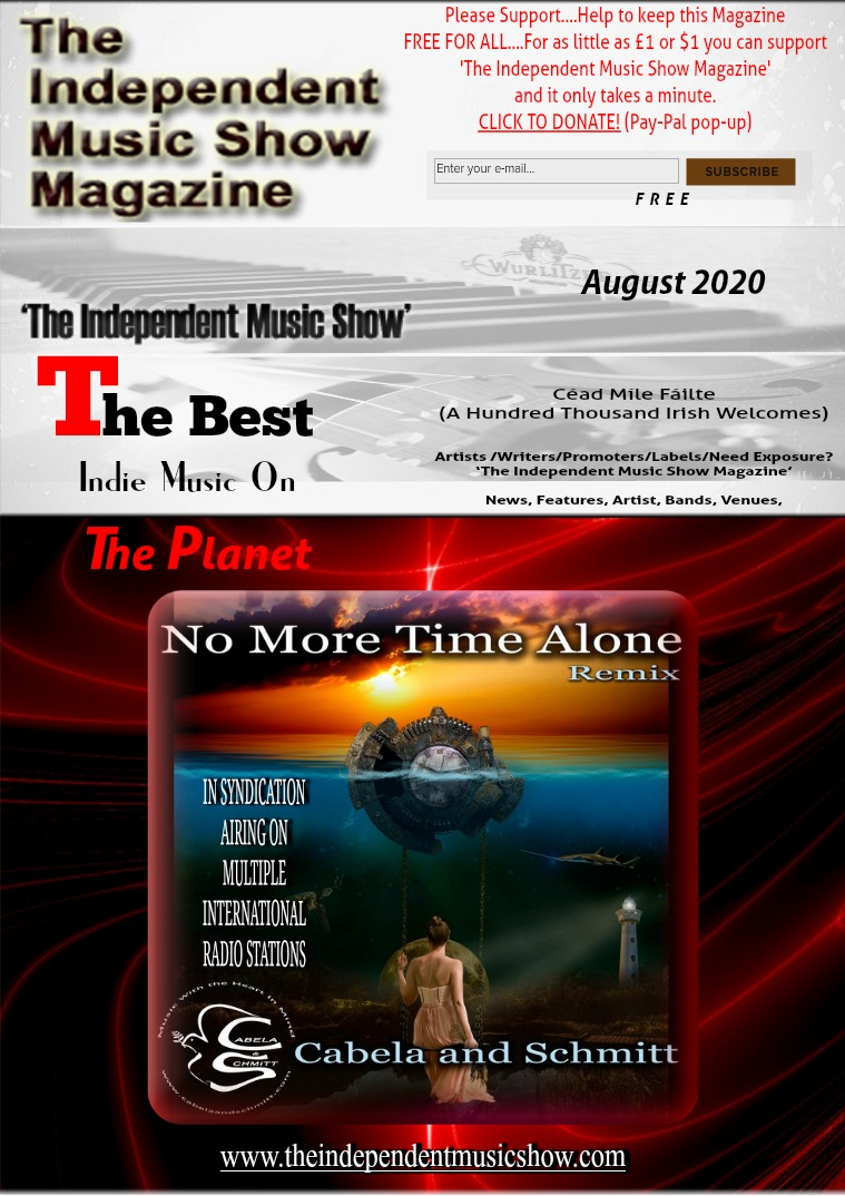 'The Independent Music Show Magazine' August 2020