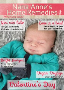 Nana Anne's Home Remedies February Issue